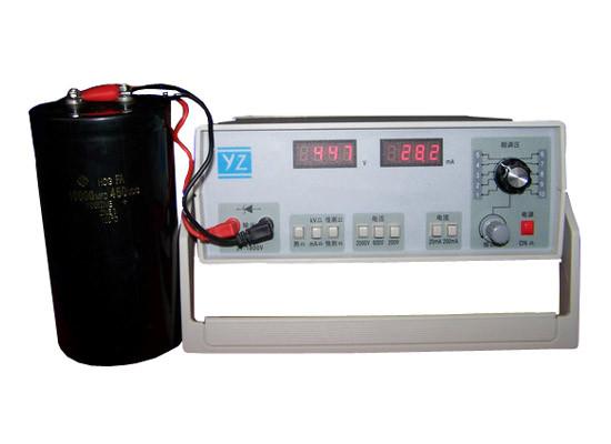 如400v以上的电解电容,最好选择600v量程键.